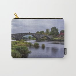 Autumn Cottage Carry-All Pouch