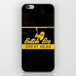 Butch Boy - BQ iPhone Skin