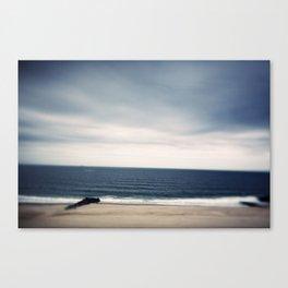 Ocean Queen Canvas Print