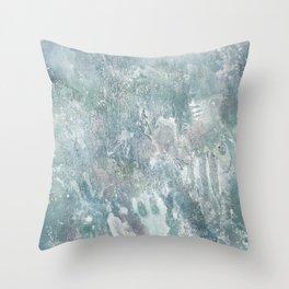 Mermaid A Throw Pillow