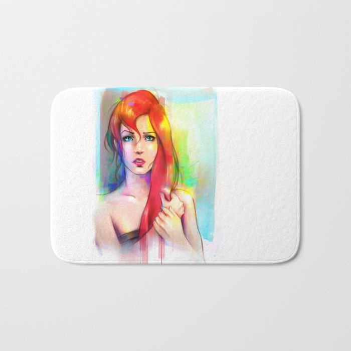 Part of Your World Bath Mat