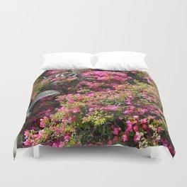 Spring Wild Flowers | Greece #society6 Duvet Cover