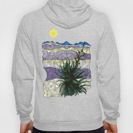 White Sands, New Mexico Hoody