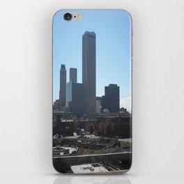 Downtown Tulsa iPhone Skin