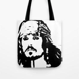 pirates caribbean sea Tote Bag