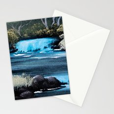 Peaceful Stream Stationery Cards