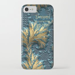 Dreams do come true iPhone Case