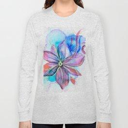 magical flower Long Sleeve T-shirt
