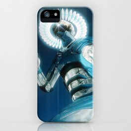 БЕГУН iPhone Case