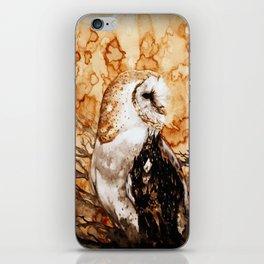 tyto-alba  iPhone Skin