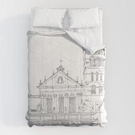 Basilica di Santa Cecilia in Trastevere Comforters