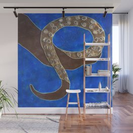 Creature of Water (the tentacle) Wall Mural