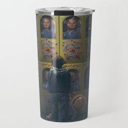 Hi I'm Chucky, Wanna Play? Travel Mug