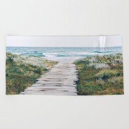 Path to my Heart Beach Towel