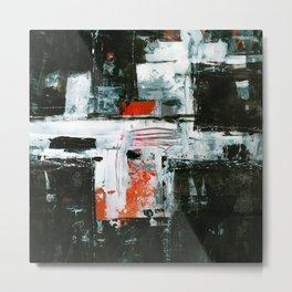 Transcendental Composition No.1n by Kathy Morton Stanion Metal Print