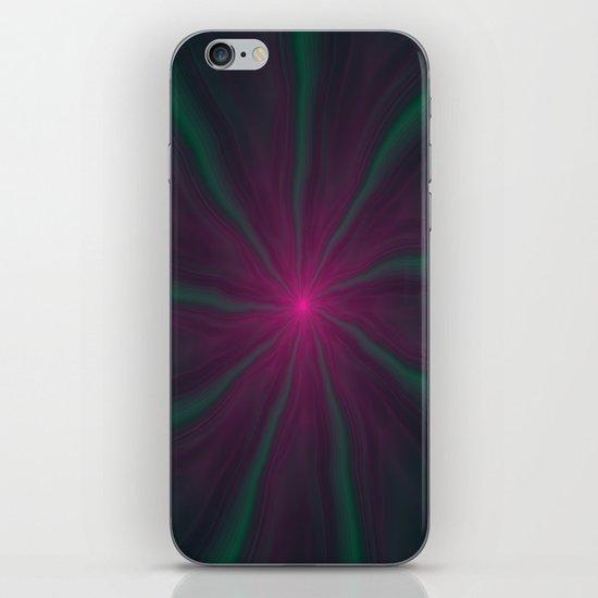 Nine Green Fingers iPhone & iPod Skin