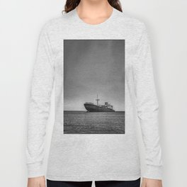 Shipwrecked in Lanzarote Long Sleeve T-shirt