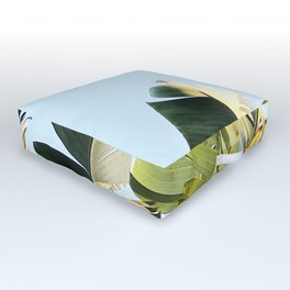 Palm Sky Outdoor Floor Cushion