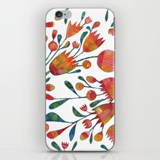 Buds and Flowers iPhone & iPod Skin