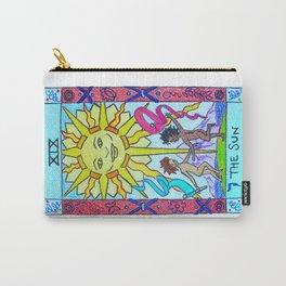 The Sun - Tarot Carry-All Pouch