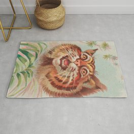 American Wild Cat by A&G Rug