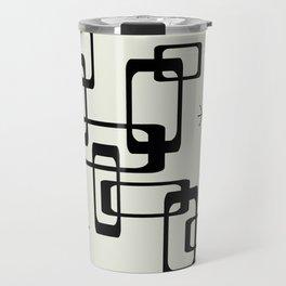 Atomic Era Minimalism Travel Mug