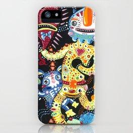 Happy Empty iPhone Case