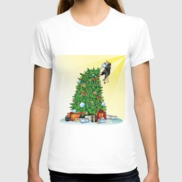 The Ornament Thief T-shirt