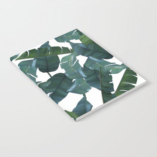 Banana Leaf Decor #society6 #decor #buyart Notebook