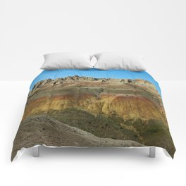 Bleak Landscape Comforters