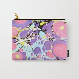 Surprise #Abstract #Art by Menega Sabidussi #society6 Carry-All Pouch