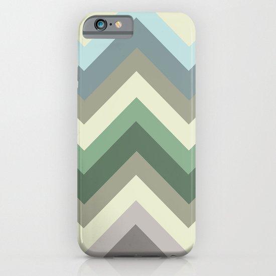 pastel chevron iPhone & iPod Case