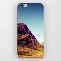 scotland iPhone & iPod Skins featuring Glencoe, Scotland. by zenitt