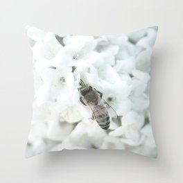 Bee-having Throw Pillow