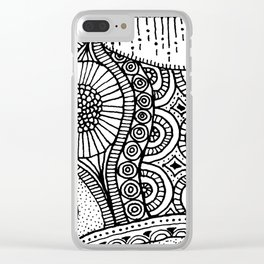 Trapt Clear iPhone Case