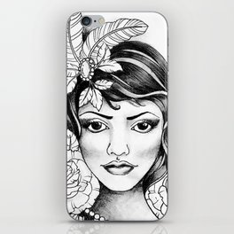 Rosely iPhone Skin