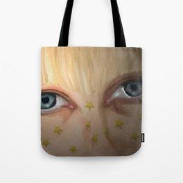 Star Child Tote Bag
