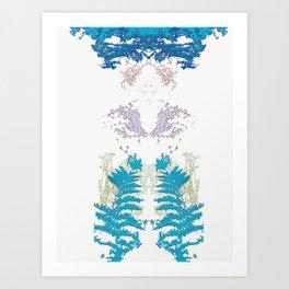 Botanic Body Art Print
