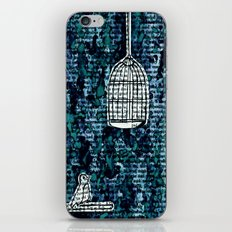 The Bird Cage iPhone & iPod Skin