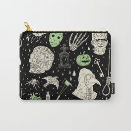Whole Lot More Horror: BLK Ed. Carry-All Pouch