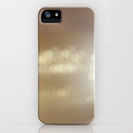 LIGHT.  iPhone Case