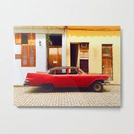Havana in style Metal Print