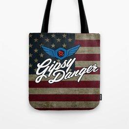 Gipsy Danger Tote Bag