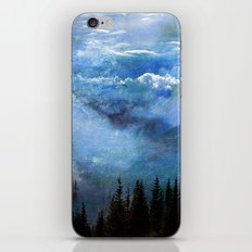 Amazing Nature - Mountains 2 iPhone Skin