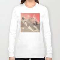 les mis Long Sleeve T-shirts featuring Les Femmes by Ceren Kilic