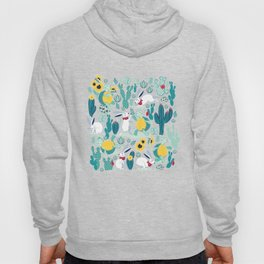 The tortoise and the hare Hoody