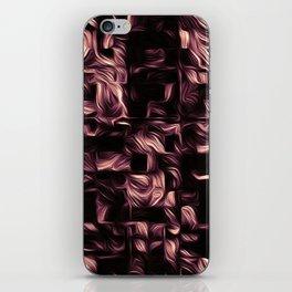 Silk - Bronze Wash iPhone Skin