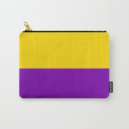 Intersex Flag Carry-All Pouch