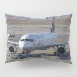 Lufthansa Airbus A320-211 Pillow Sham