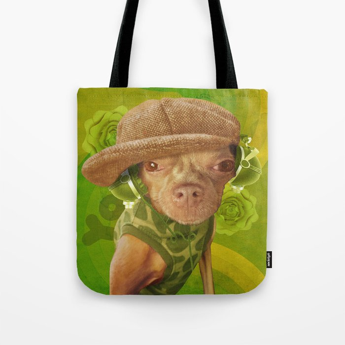 YO! PHiNEAS Tote Bag